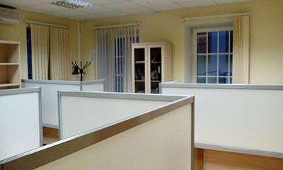 Офисные перегородки в Москве